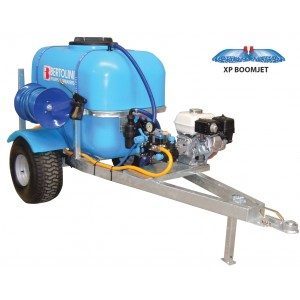 EZI-BoomJet 400L Trailed Sprayer with BoomJet