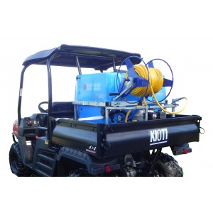 DM 300 Litre 430 Series Honda Driven Deckmount Sprayer with MAXI-Reel