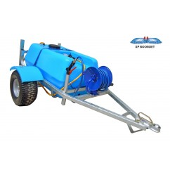 EZI-SPOT 200L ATV BoomJet Spray Trailer